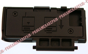 CANON EOS 600D T3I BATTERY DOOR COVER