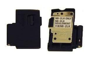 CANON BLACK BATTERY DOOR FOR DIGITAL REBEL XT AND EOS 350D