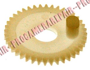 MINOLTA SRT BOTTOM PLASTIC WHEEL GEAR