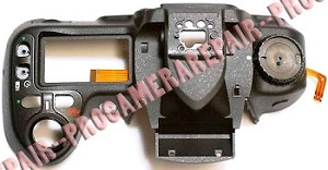 NIKON D80 TOP COVER ASSEMBLY