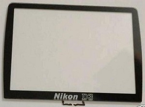 NIKON D3 LCD WINDOW DISPLAY PART