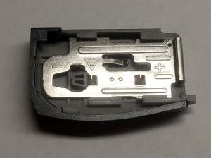 KODAK EASYSHARE C613 C713 BATTERY DOOR COVER LID REPAIR PART 3F9942
