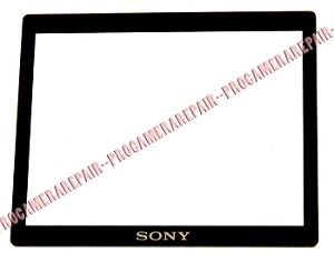 SONY DSLR-A900 LCD WINDOW & ADHESIVE TAPE PACKAGE