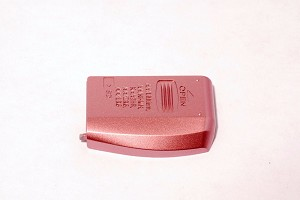KODAK EASYSHARE C913 C813 C1013 DIGITAL CAMERA BATTERY COVER LID DOOR UNIT PART PINK # 4F8567