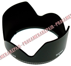 SIGMA 18-200MM F3.5-6.3 DC LENS HOOD FOR CANON