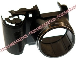 NIKON L110 FRONT COVER ASSEMBLY WITH NAME RING
