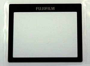 FUJI FINEPIX S9100 S9600 LCD WINDOW DISPLAY SCREEN
