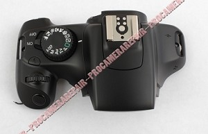 CANON EOS 1100D REBEL T3 DIGITAL SLR TOP COVER CABINET HOUSING