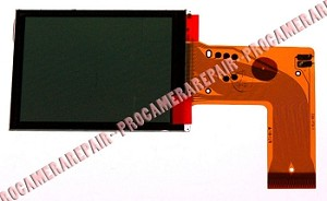 CANON A550 LCD DISPLAY SCREEN