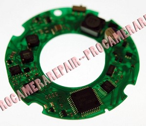 CANON EF 20-35 3.5-4.5 USM DIGITAL SLR CAMERA MAIN PCB BOARD UNIT OEM GENUINE REPAIR PART