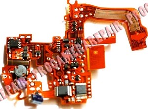 CANON EOS ELAN 7 7E MD PCB ASSEMBLY