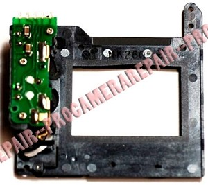 CANON REBEL XS SHUTTER UNIT ASSEMBLY