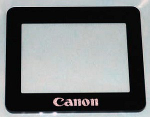 CANON EOS 20D TFT LCD SCREEN COVER