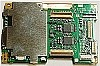 CANON EOS 20D MAIN CIRCUIT BOARD PROGRAMMED PART CG2-1381-000