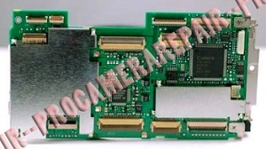 CANON MAIN PCB BOARD FOR EOS REBEL XT, EOS 350D, AND DIGITAL KISS N MODEL DSLR'S