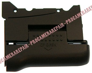 CANON EOS 5D CF CARD DOOR LID COVER