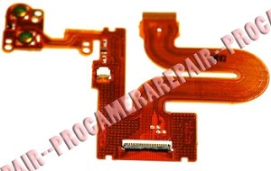 CANON EOS 40D TFT FLEX ASSEMBLY