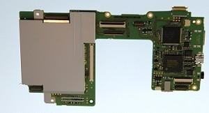 CANON EOS 7D MAIN PCB ASSEMBLY REPLACEMENT