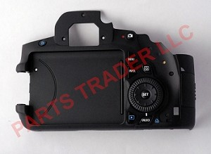 CANON EOS 60D DIGITAL SLR REAR BACK COVER ASSEMBLY PART CG2-2853-000