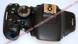CANON EOS T3I 600D TOP COVER