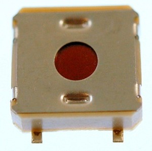 CANON SHUTTER RELEASE BUTTON SWITCH FOR EOS 10D, 20D, 30D, D60 # CH9-0233-000