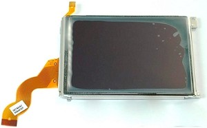 CANON POWERSHOT SD750 LCD SCREEN PANEL