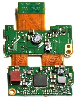 CANON POWERSHOT G9 DC/DC ASSEMBLY  CM1-4201-000