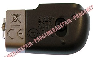 CANON A2000 IS BATTERY DOOR COVER LID