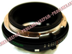 CANON 50MM 1.8 FD LENS HELICOID UNIT