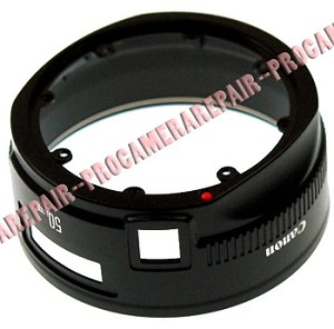 CANON EF 50MM F1.2 L USM LENS EXTERNAL BARREL ASSEMBLY