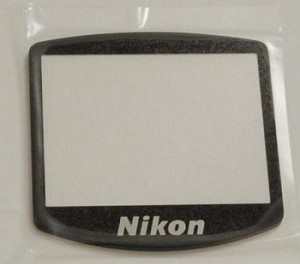 NIKON D70 LCD WINDOW AND ADHESIVE TAPE