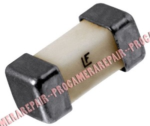 "DIGITAL CAMERA ""LF 4A"" FUSE FAST NANO SMF 4A 125V 0451004.MR"