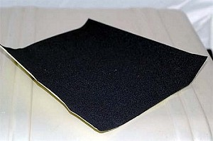 "2.5MM FOAM LIGHT SHIELD SEAL 10""x10"""
