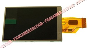 OLYMPUS FE-4000 DIGITAL CAMERA LCD DISPLAY SCREEN UNIT