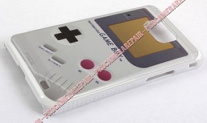 GALAXY S2 SII I9100 GAME BOY HARD BACK STYLE CASE COVER