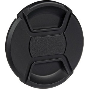 58MM CENTER PINCH LENS CAP