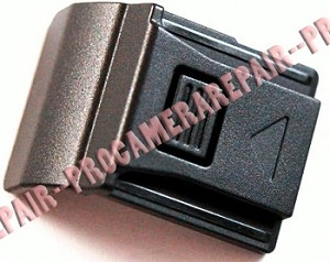 PANASONIC FLASH HOT SHOE COVER TERMINAL FOR DMC-LX5 AND DMC-GF1