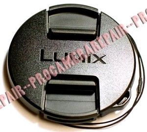 PANASONIC LUMIX LENS CAP FOR DMC-FZ28, DMC-FZ35, DMC FZ-38