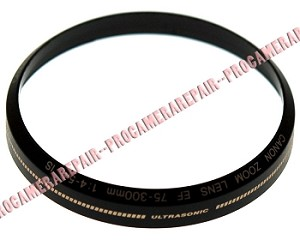 CANON EF 75-300MM 4.0-5.6 IS USM NAME RING