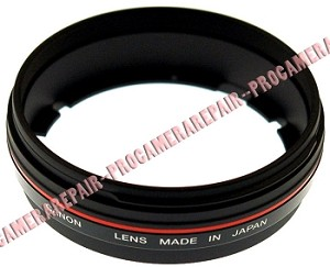 CANON EF 35MM 1.4 L USM LENS FRONT RING ASSEMBLY PART